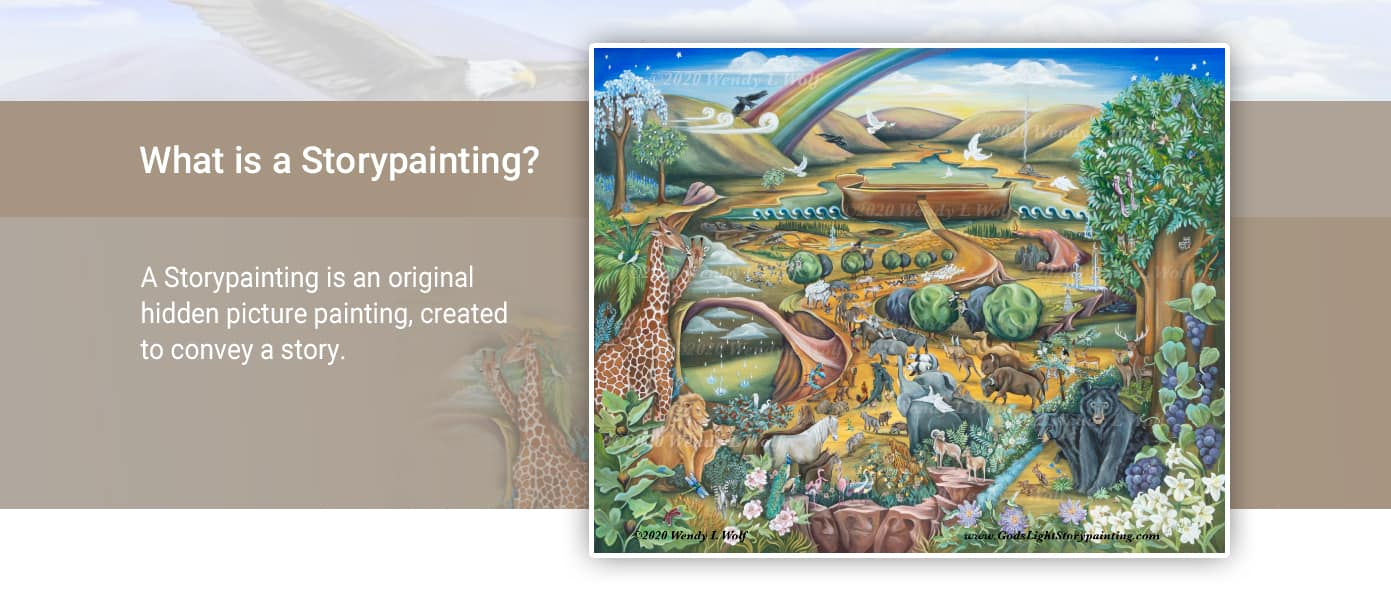 What is Storypainting Banner Image